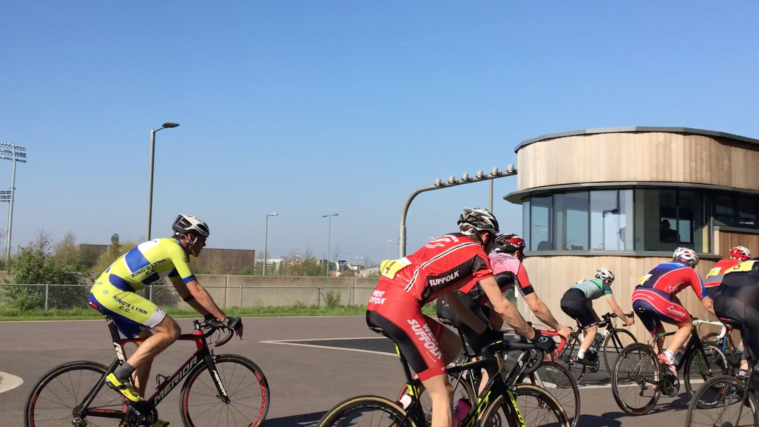 CC Hackney Primavera 4th Category Circuit Race
